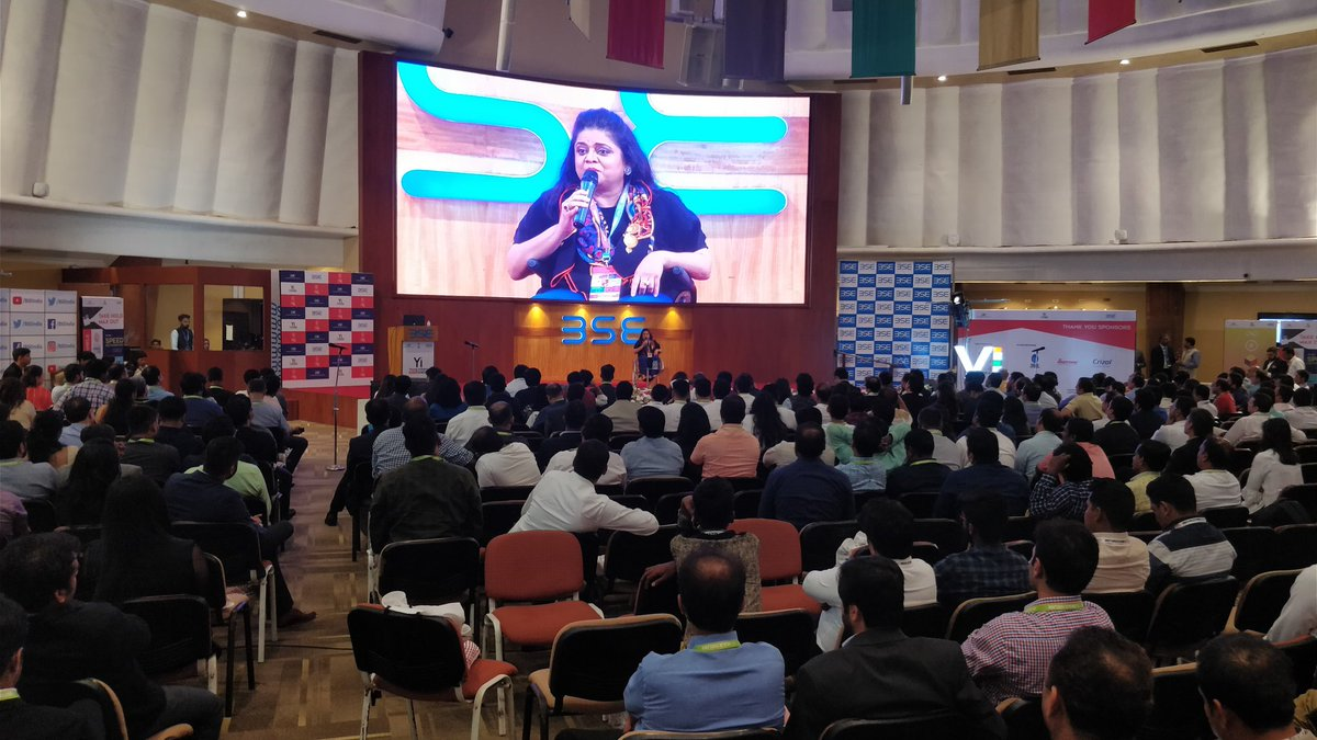 Ms. Sminu Jindal's address to Young Indians at Bombay Stock Exchange