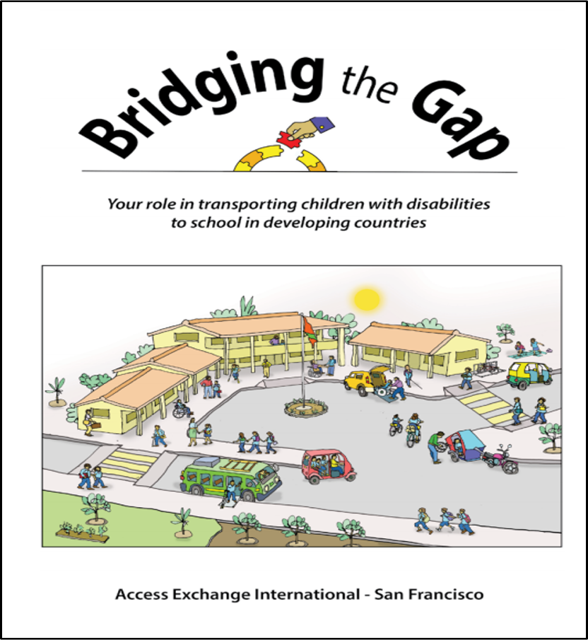 Image of the Title Page of Bridging the Gap