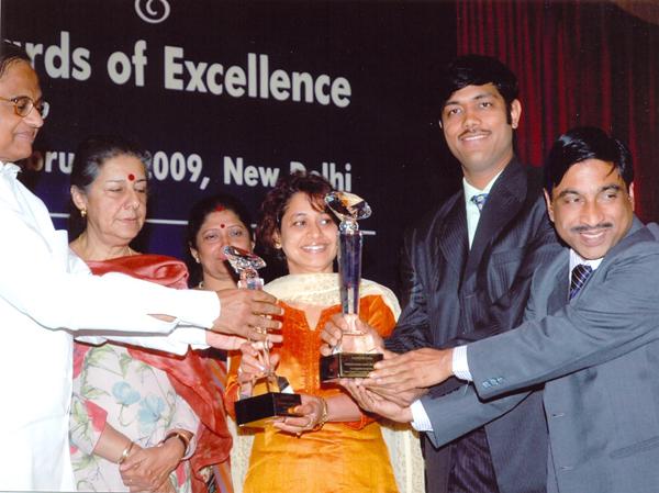 National Tourism Award 2009